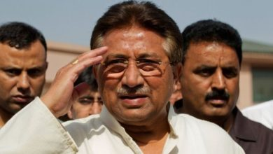 Photo of Pakistan's Pervez Musharraf handed death penalty in treason case