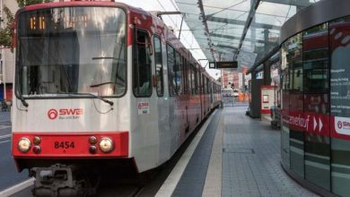 Photo of Germany: Passengers halt speeding tram after driver passes out