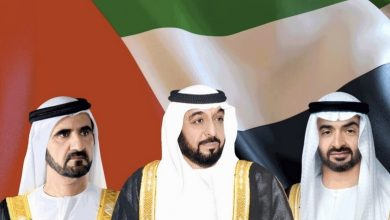 Photo of UAE leaders congratulate Pope Francis on Christmas