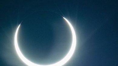 Photo of Dubai Crown Prince Sheikh Hamdan captures video of eclipse, shares it on Instagram