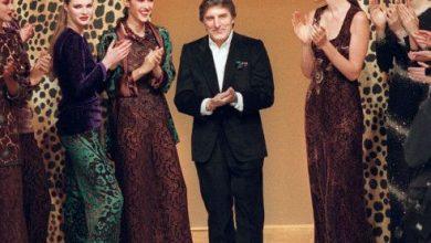 Photo of Fashion designer Emanuel Ungaro dies aged 86