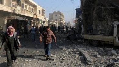 Photo of Children among eight killed in Syria as missile hits school