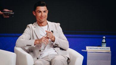 Photo of Ronaldo Unstoppable ,wins Globe Soccer Award in Dubai