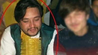 Photo of Pakistani groom shot dead over 'filming women' at his wedding