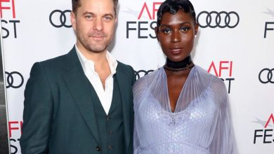 Photo of Joshua Jackson, Jodie Turner-Smith are married