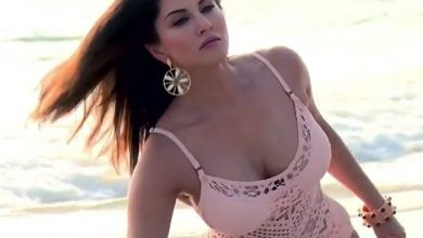 Photo of Video: Sunny Leone goes skating in Dubai
