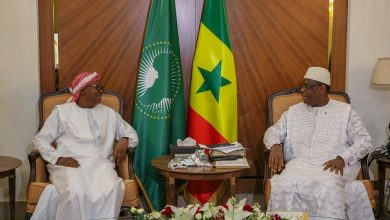 Photo of Guinea-Bissau president-elect on regional tour – visits Senegal, Nigeria