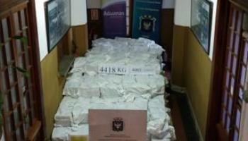 Photo of Drug trafficking: Guinea-Bissau used as transit point