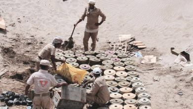 Photo of Saudi help in mine clearance allows Yemenis to return home