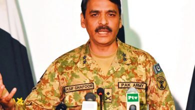 Photo of Pakistan will not be part of any move that disturbs regional peace, says Maj General Ghafoor