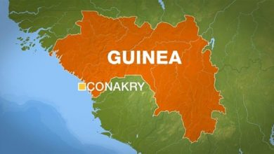 Photo of Mass anti-government protests turn violent in Guinea