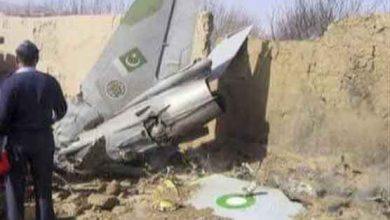 Photo of 2 pilots die in Pakistan military aircraft crash