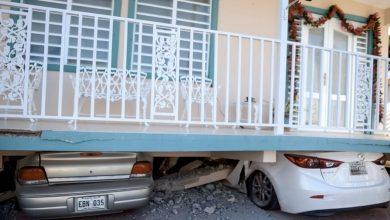 Photo of 6.5 quake strikes Puerto Rico amid heavy seismic activity