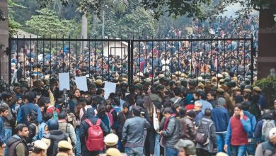 Photo of Varsity attack sparks fresh protests in India