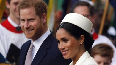Photo of Prince Harry, Meghan to give up 'royal highness' titles