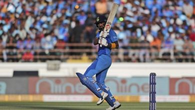 Photo of Thriller on card as India face Australia