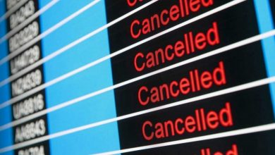 Photo of 1,000 flights cancelled in Chicago amid winter storm