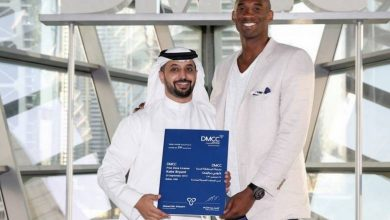 Photo of DMCC recounts hosting Kobe's maiden trip to ME