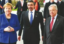 Photo of No further military support: Berlin meet backs Libya truce