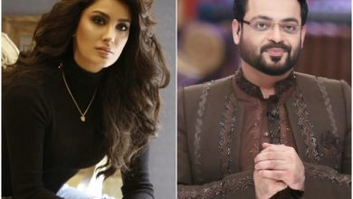 Photo of Mehwish Hayat claps back at Aamir Liaquat for calling her an 'item girl'