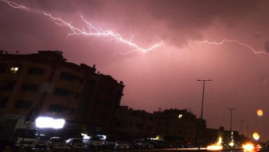 Photo of Thunderstorms and more cloud seeding expected on Tuesday in the UAE