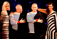 Photo of Fashion's bad boy Jean Paul Gaultier bids farewell to the catwalk