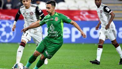 Photo of Shabab Al Ahli spot on in Arabian Gulf Cup