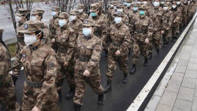 Photo of China military ordered to help win battle against coronavirus epidemic