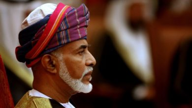 Photo of Oman's Sultan Qaboos in stable condition