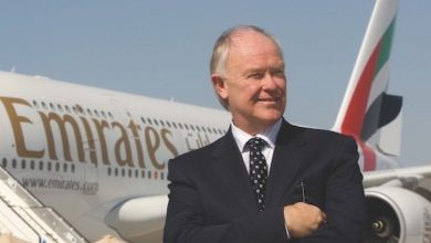 Photo of Emirates president Tim Clark to step down