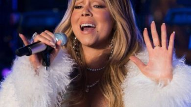 Photo of Mariah Carey's Twitter account hacked