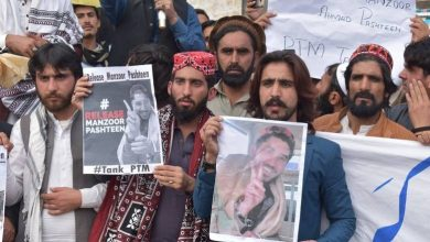 Photo of Protests in Pakistan after court rejects Manzoor Pashteen's bail