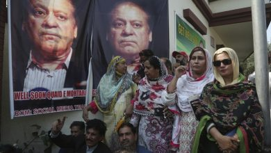 Photo of Nawaz Sharif exempted from personal appearance in corruption case