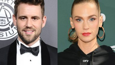 Photo of January Jones Finally Confirms She Dated The Bachelor's Nick Viall