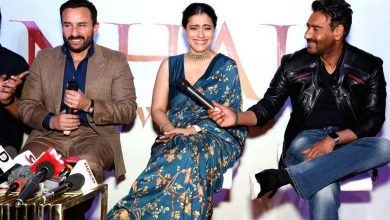 Photo of Saif Ali Khan in soup over 'concept of India' comment