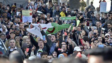 Photo of Algeria president hails 'Hirak' protesters ahead of anniversary