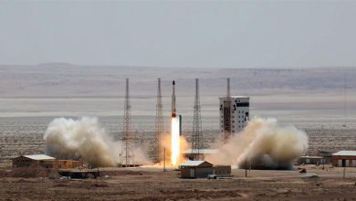 Photo of Iran counts down to launch of new satellite
