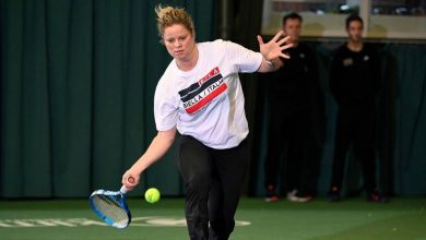 Photo of Clijsters to launch her comeback in Dubai