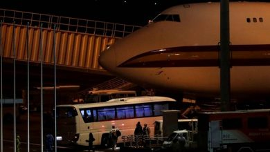 Photo of Coronavirus: 14 test positive among US plane evacuees from Japan ship