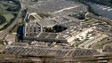 Photo of Man charged with trying to blow up car outside Pentagon
