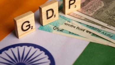 Photo of India back as world's fifth-largest economy