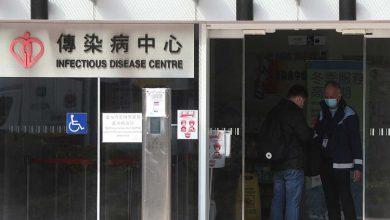 Photo of Hong Kong medical workers vote to strike as outbreak worsens