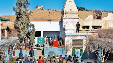 Photo of Pakistan reopens 100-year-old temple in Balochistan