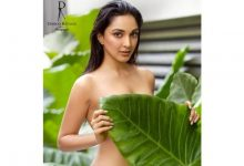 Photo of Kiara Advani trolled for her photoshoot