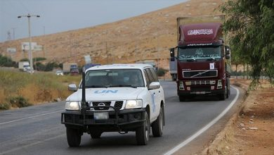 Photo of UN dispatches humanitarian aid to war-stricken Syria