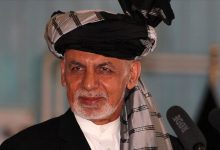 Photo of Afghan president offers olive branch to Taliban