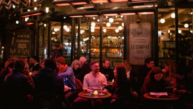 Photo of In Paris, Cafe Terraces Are an Environmental Battleground