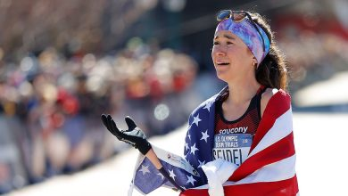 Photo of This Was Molly Seidel's First Marathon. Her Next Will Be at the Olympics.