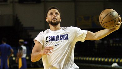 Photo of Stephen Curry's Injury Rehab Takes a G-League Detour
