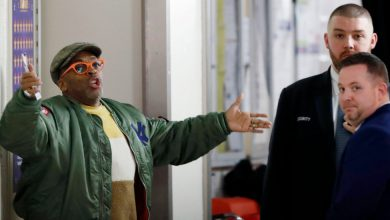 Photo of Spike Lee on Knicks Dispute: 'Dolan Is Harassing Me'
